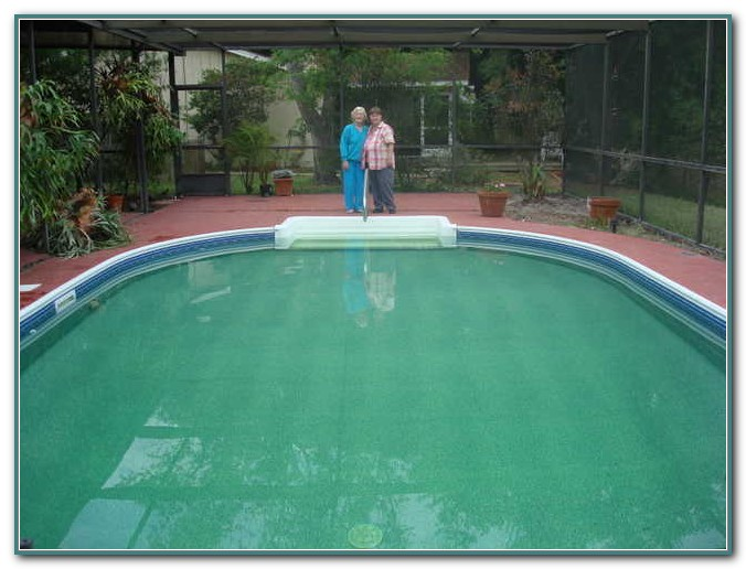Vinyl Pool Liner Replacement Contractors