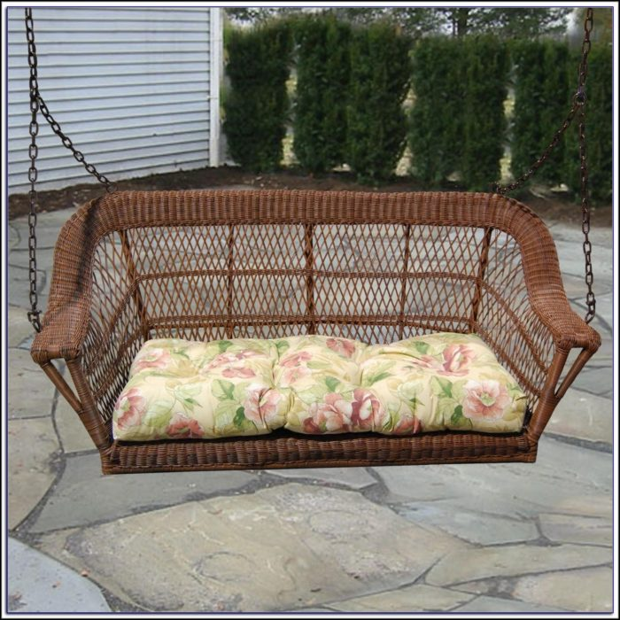 Wicker Patio Swing Gcs00180a