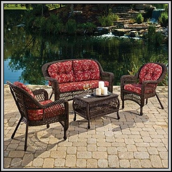Wilson Fisher Patio Furniture Big Lots
