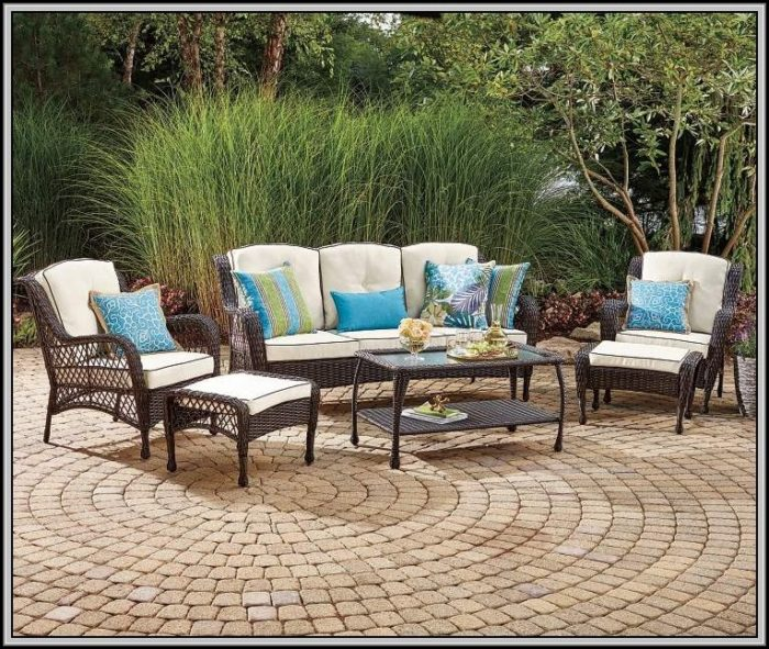 Wilson Fisher Patio Furniture Set