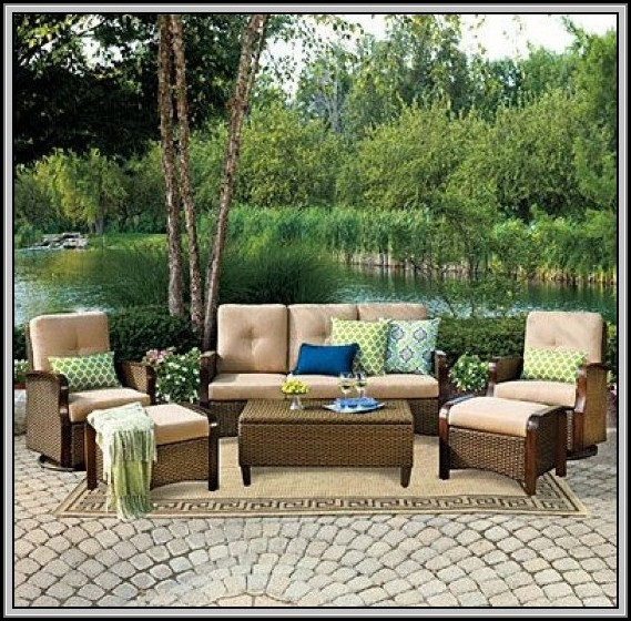 Wilson Fisher Patio Furniture Tuscany Collection