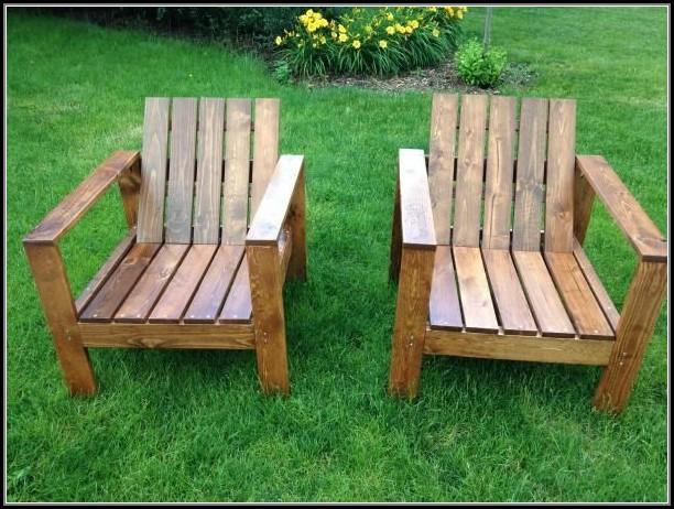 Wooden Porch Furniture Plans