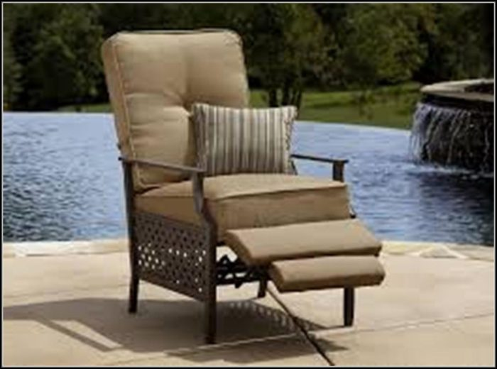 Wrought Iron Patio Chair Glides