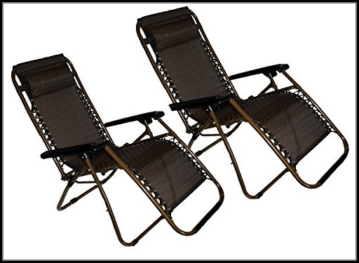 Zero Gravity Patio Chair With Canopy