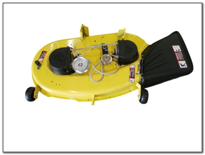 42 John Deere Mower Deck Belt