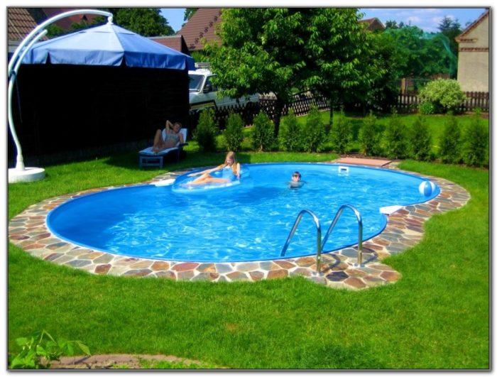 Above Ground Swimming Pool Decks Plans Free