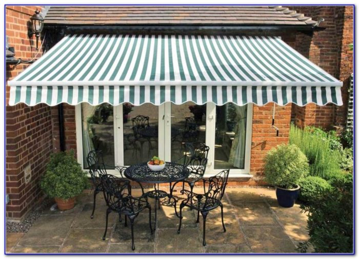 Aluminum Awning For Deck