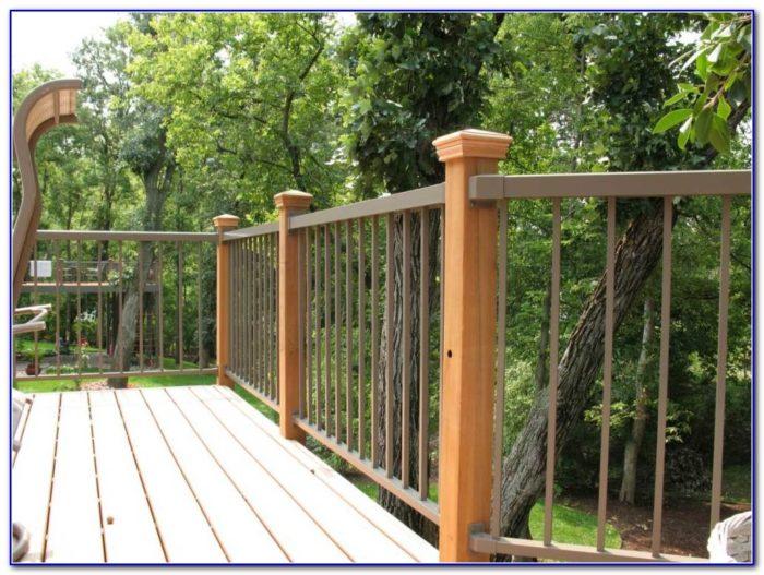 Aluminum Railings For Decks