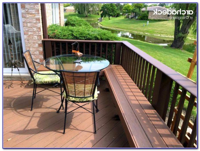 Backyard Decks With Fire Pit