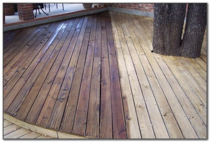 Best Colors For Deck Stain