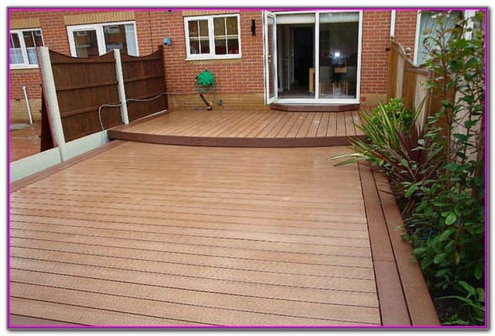 Best Material For Decking