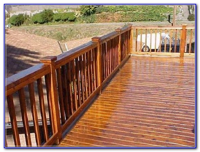 Best Oil Based Deck Stain