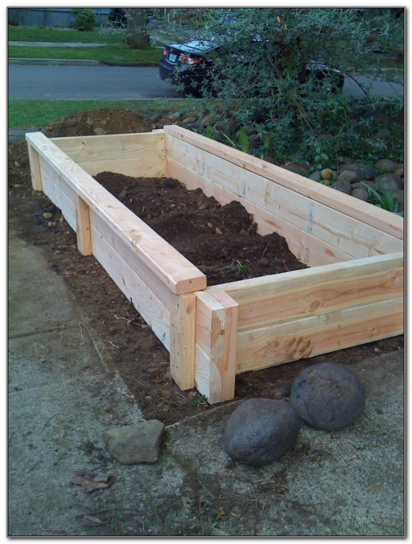 Build A Deck Box Plans