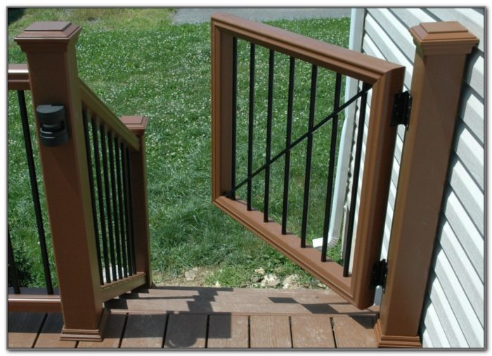 Build A Deck Gate