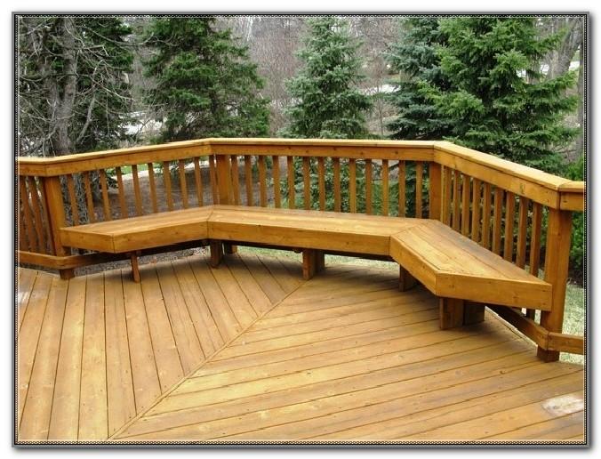 Build A Floating Deck Plans