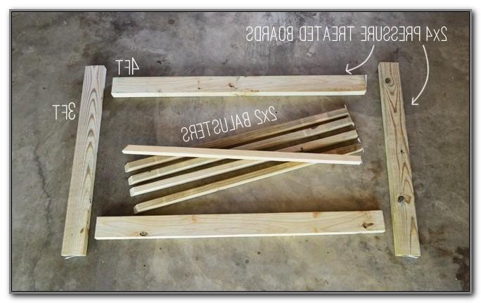 Build A Wooden Deck