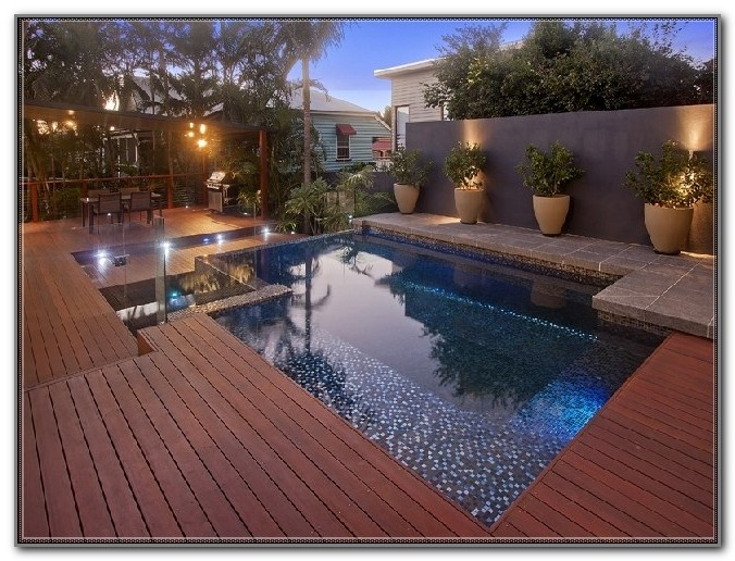 Build Deck Around Above Ground Pool