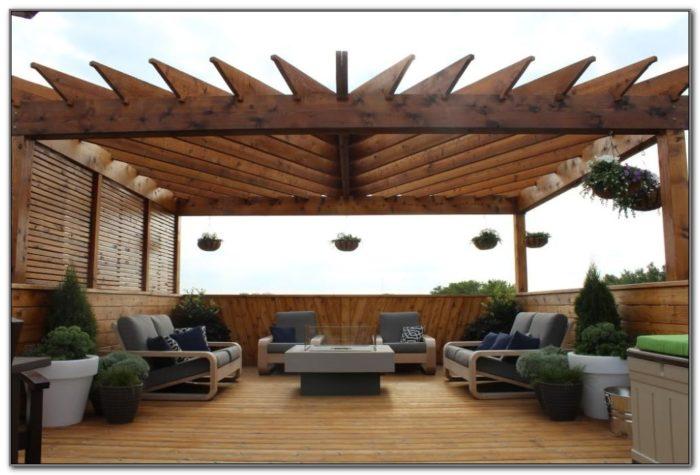Building A Rooftop Deck