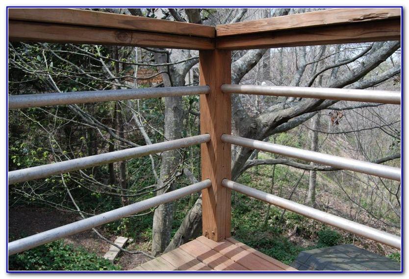 Cable Deck Railing Ideas