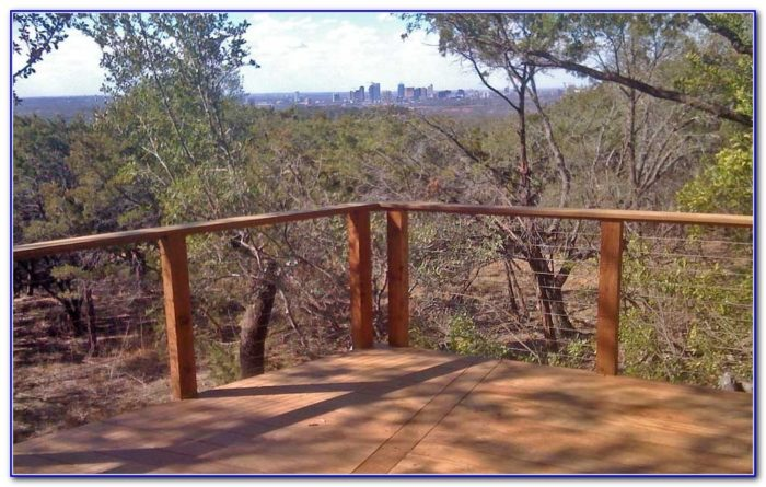 Cable Deck Railing Images
