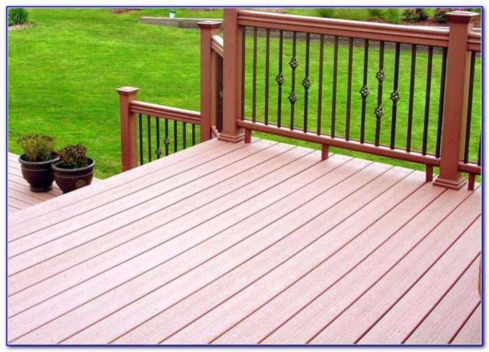 Cedar Deck Railing Pictures
