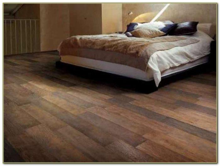 Ceramic Tile Flooring Looks Like Wood Planks