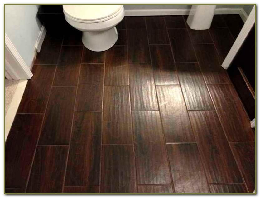 Ceramic Tile That Looks Like Wood Planks