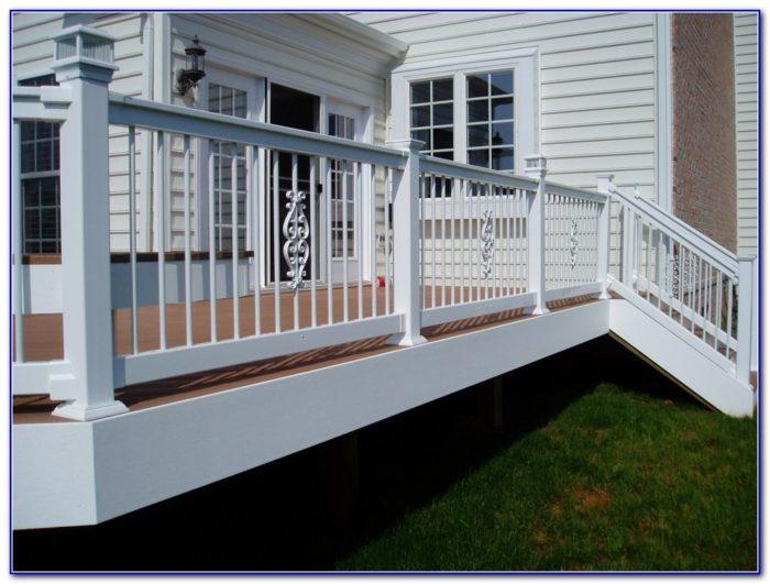 Cheap And Easy Deck Railing Ideas