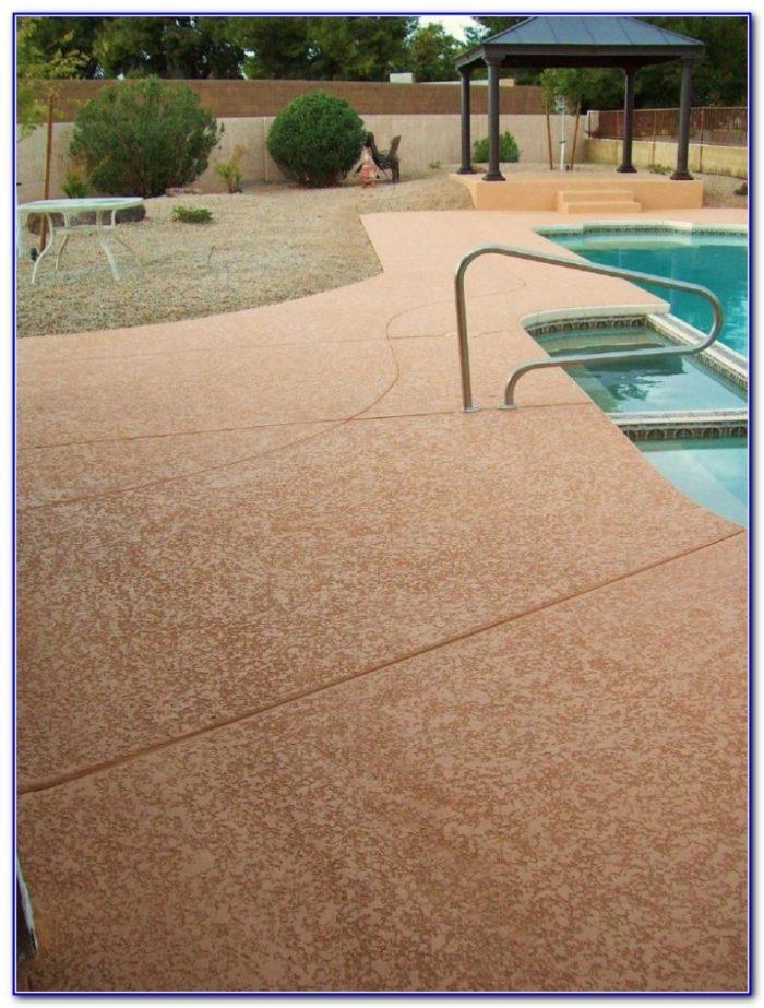 Concrete Pool Deck Coatings