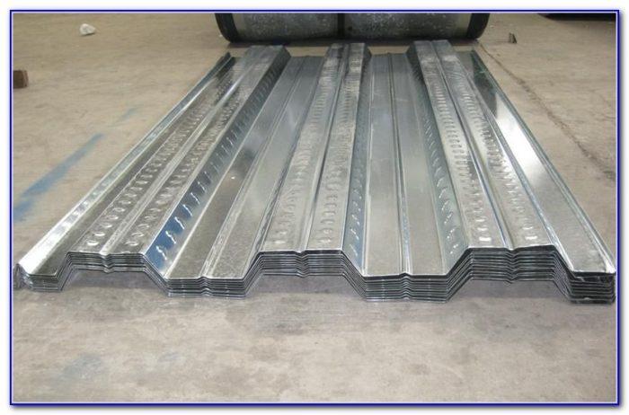 Corrugated Steel Decking Dimensions Decks Home