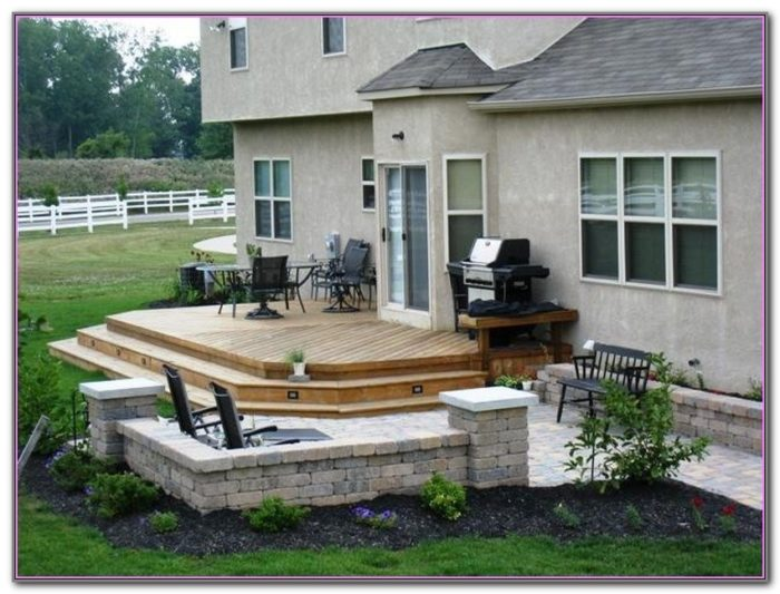 Deck And Patio Ideas