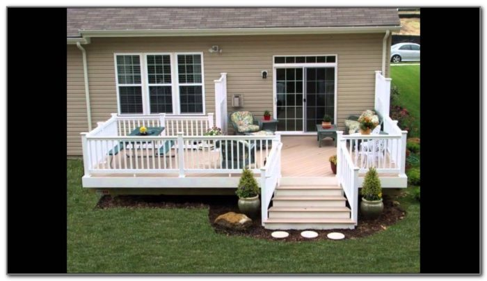 Deck Design Ideas For Mobile Homes