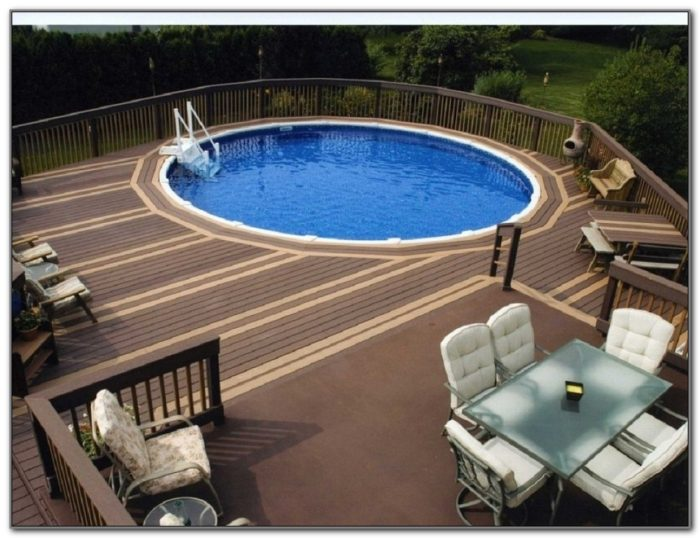 Deck Designs For Above Ground Pools