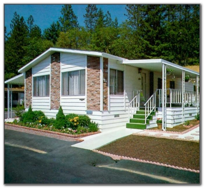 Deck Designs For Mobile Homes