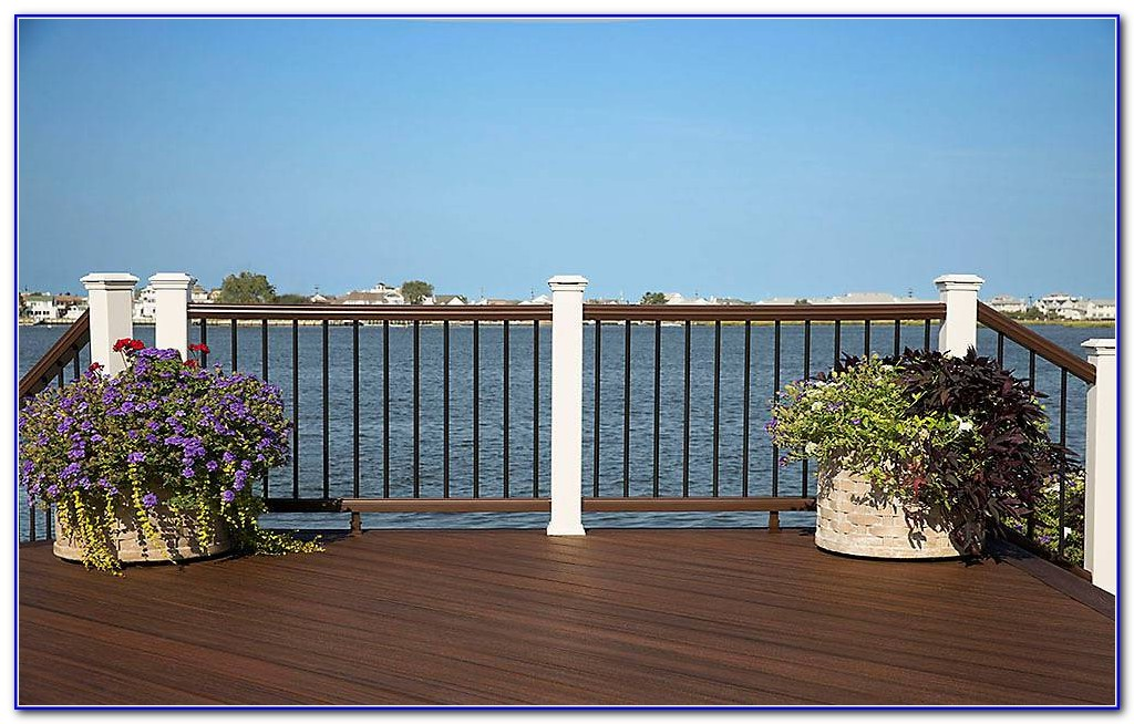 Deck Railing Pictures Ideas