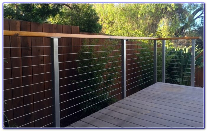 Deck Railing Stainless Steel Cable