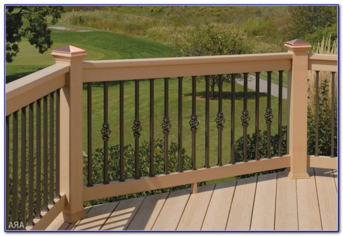 Deck Railing Styles Pictures