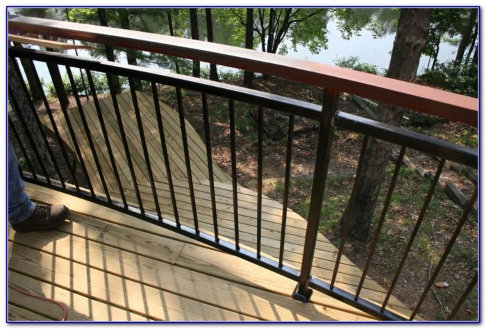 Deck Railings Ideas Pictures