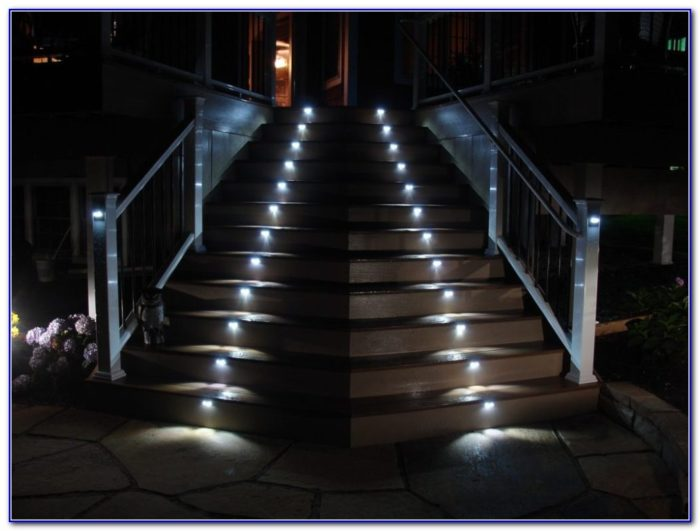 Deck Stair Lights Canada
