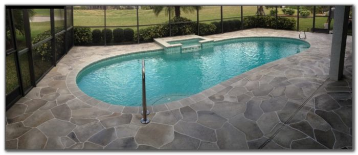 Decorating Ideas For Pool Decks