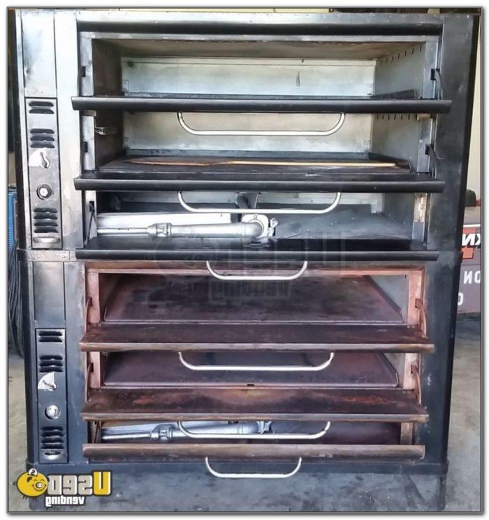 Double Decker Pizza Oven