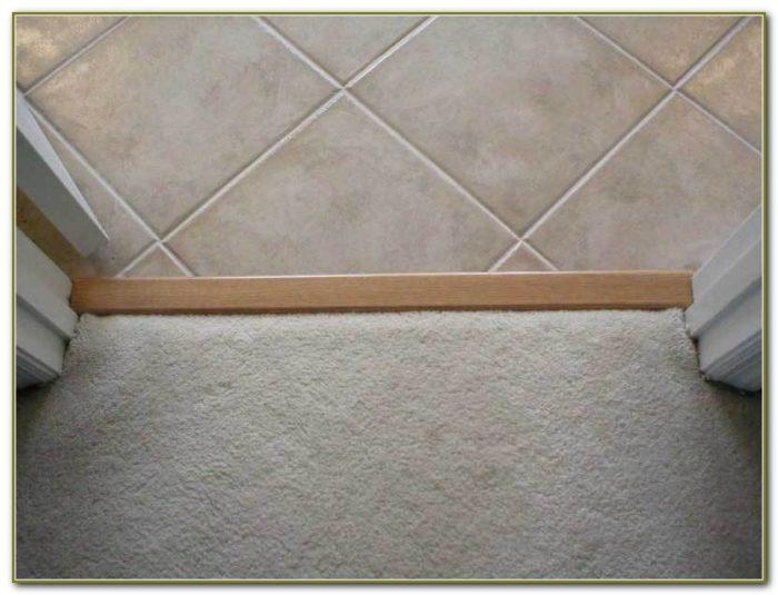 Floor Transition Strips Carpet To Tile
