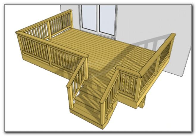 Free Deck Building Plans