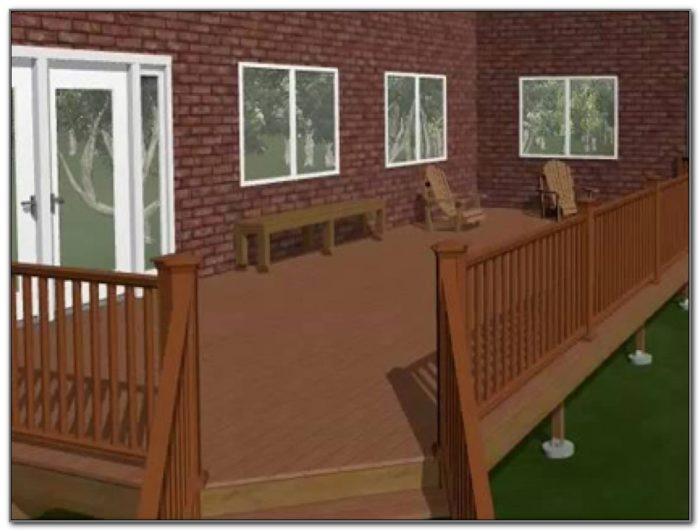 Free Deck Design Tool
