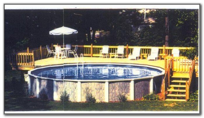 Free Pool Deck Building Plans