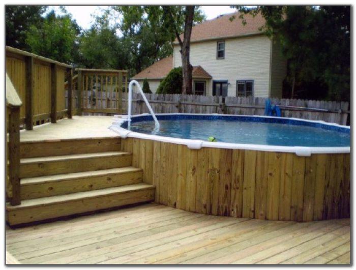 Free Pool Deck Plans Online