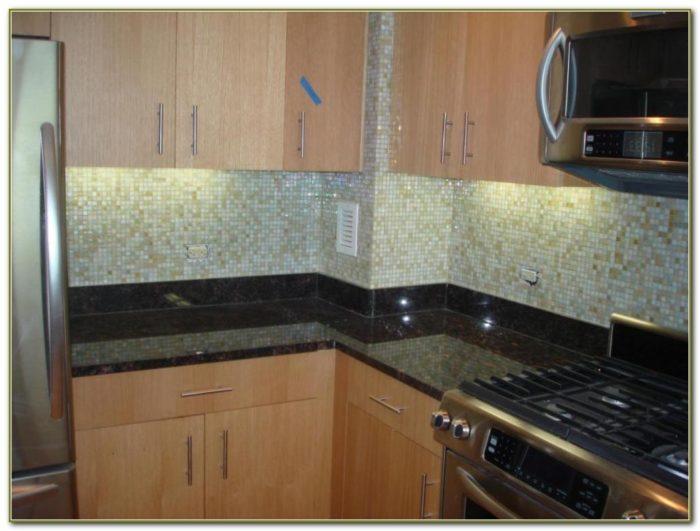 Glass Backsplash Tile For Kitchens