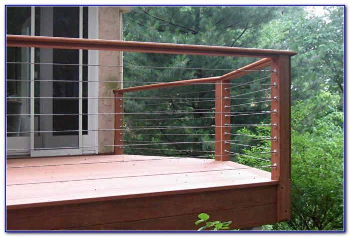 Glass Railings For Decks