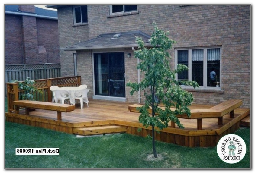 Ground Level Deck Design Tool