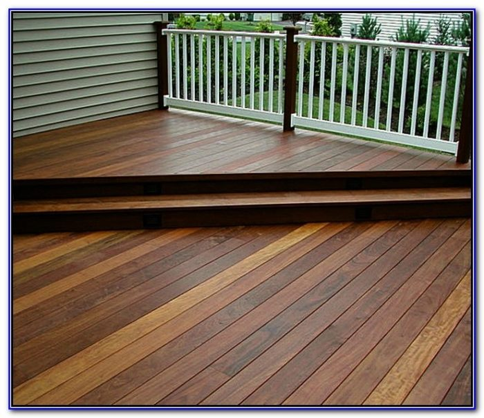 Hidden Deck Fasteners For Cedar